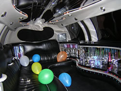 limos full leather interiour